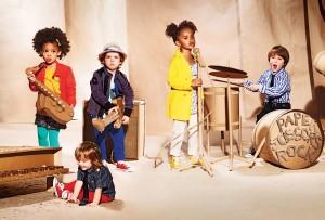 otroci glasbeniki